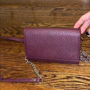 Phase 3 Purple Cross Body Bag